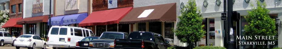 Main Street Starkville