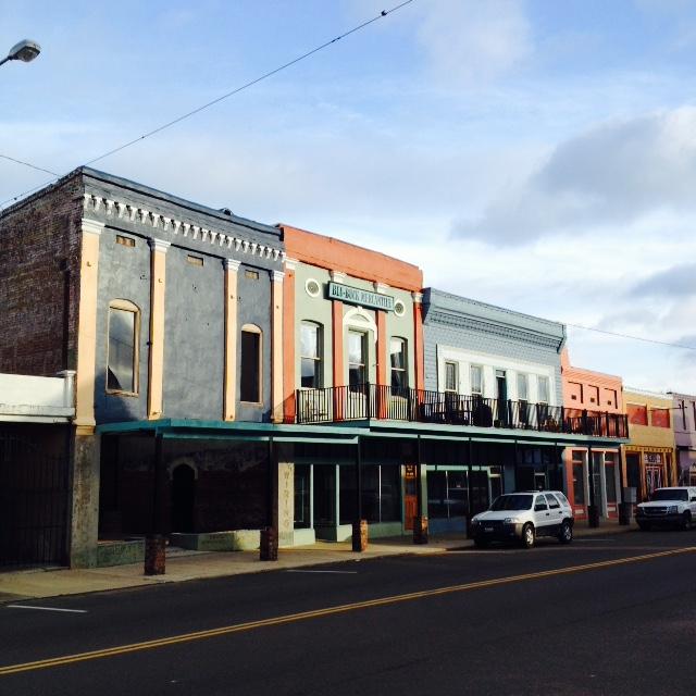 Former Historic Hattiesburg Downtown Association director Bernice ...