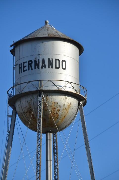 Hernando Watertower